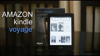 Amazon Kindle Voyage Wi-Fi review (in Hindi) - with PagePress Sensors