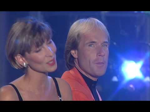 Claudia Jung & Richard Clayderman  Je taime mon amour Wie viele Stunden hat die Nacht 1995 f