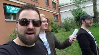 The final part of our journey in Poland for the launch of GWENT int...