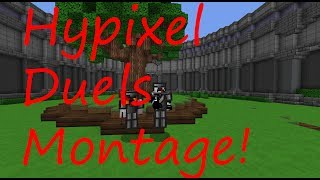 Clutch! - Hypixel Duels Montage  (Episode 1)