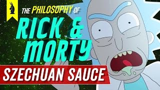 Rick and Morty The Philosophy of Szechuan Sauce Wisecrack Edition