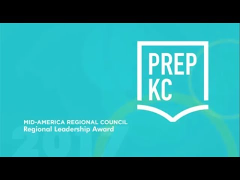MARC's 2017 Regional Leadership Award Honoree - PREP KC