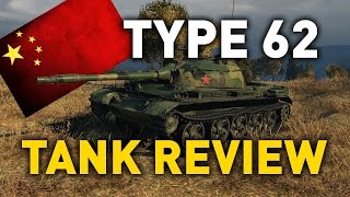 world of Tanks - Type 62 Premium Light Tank Review & Guide