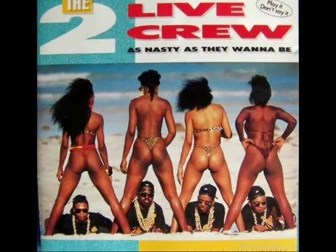 2 LIVE CREW - Dirty Nursery Rhymes *EXPLICIT*