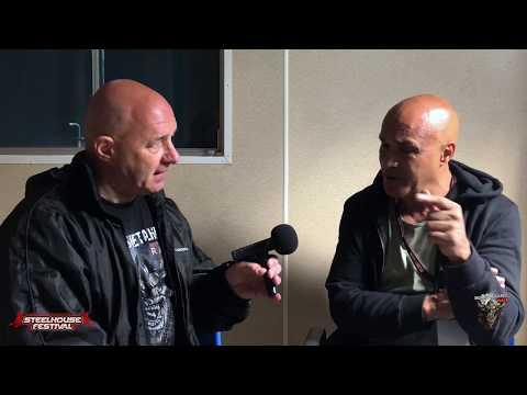 Dan Reed Network Interview @ Steelhouse Festival 2018