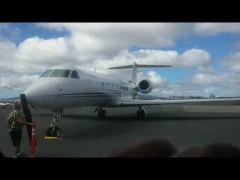 Executive Jet.
