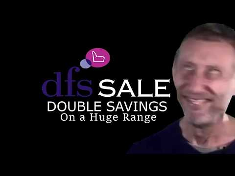 dfs Rockstar Advert (2017)