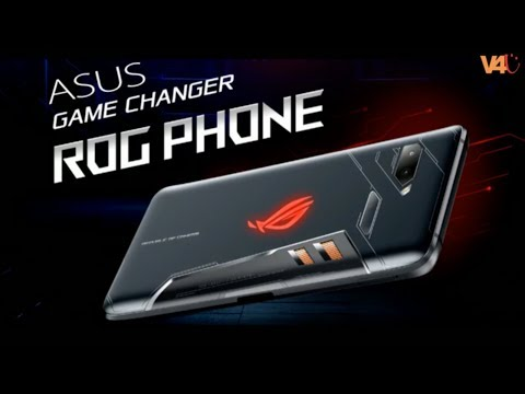 Asus ROG Phone Price, Official, First Look, Specification, Camera | Ultimate Gaming Smartphone?
