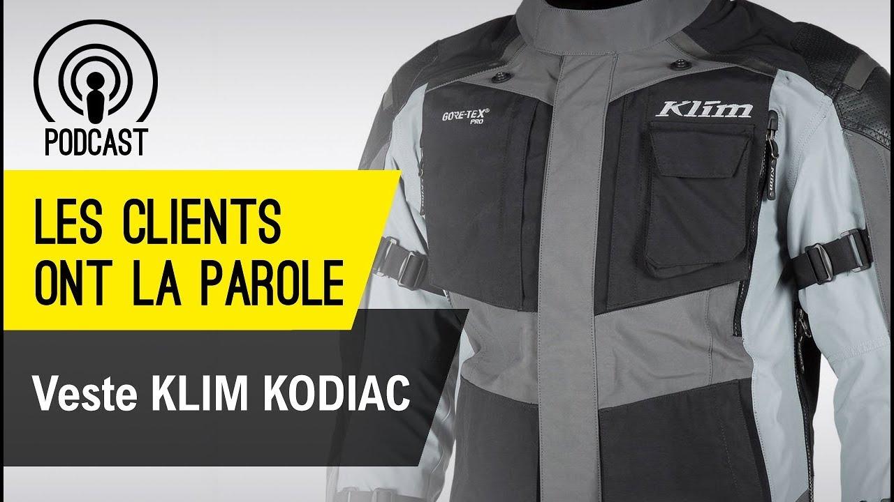 30446307ae1bd AVIS SUR LA VESTE MOTO KLIM KODIAC - YouTube