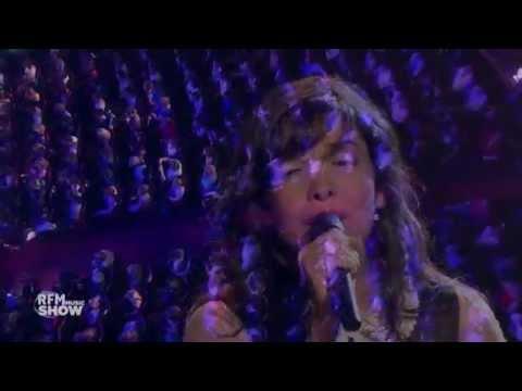 Indila - Tourner dans le vide (Live @ RFM Music Show)