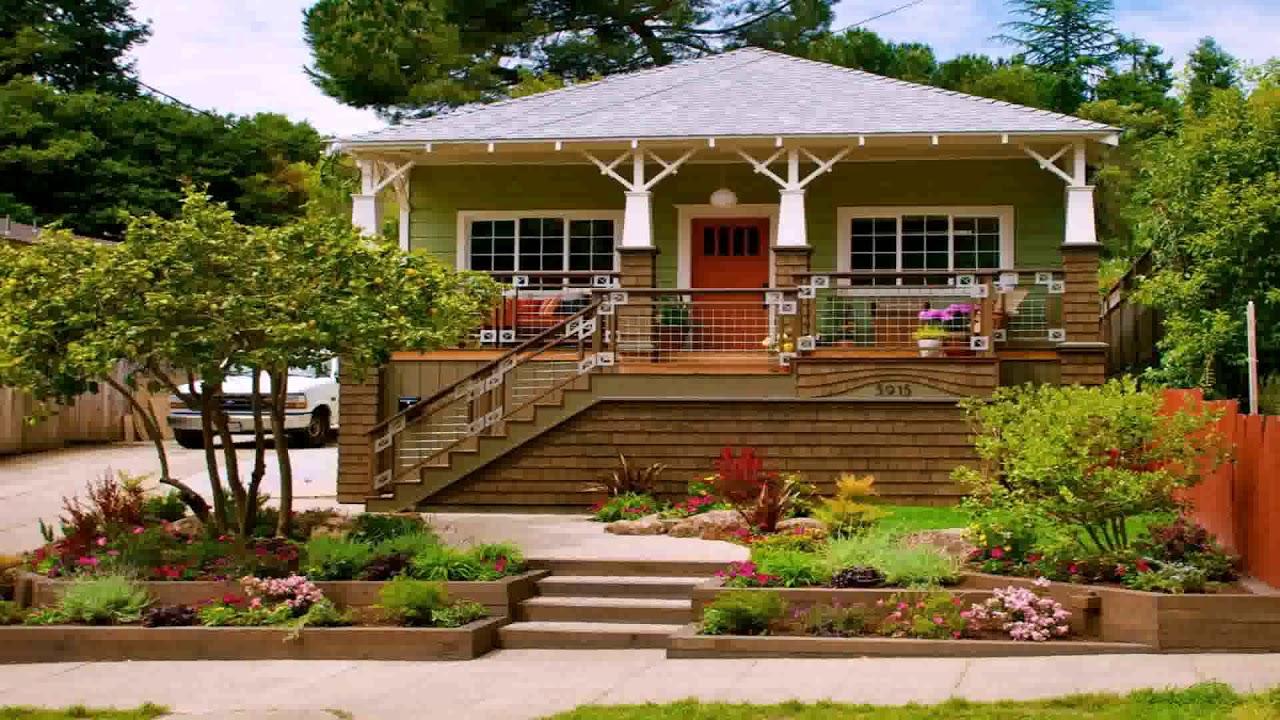 Terraced House Front Porch Design See Description Youtube