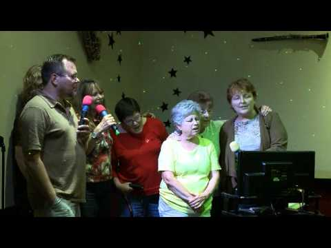 Karaoke at The Music Cafe, Damascus, Maryland  - Week 6 - Se
