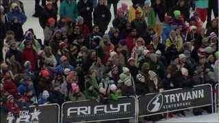 TTR Tricks - Mikkel Bang Snowboarding at Arctic Challenge