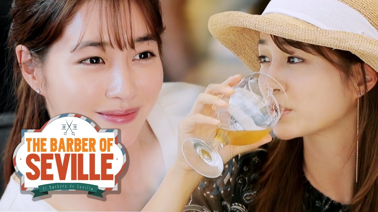 """""""I'm Lee Min Jung, the owner of the hair salon"""" [The Barber of Seville Ep 1]"""