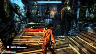Tomb Raider ( 2013 ) Tomb Of The Unworthy Walkthrough