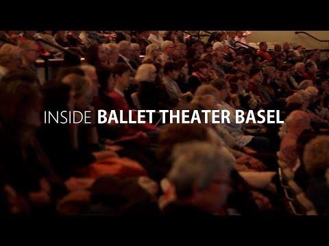 Inside Ballet Theater Basel: A moment with the Basel Ballett Gilde