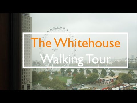 Walking tour of The Whitehouse. 2 bed. Belvedere Road. SE1