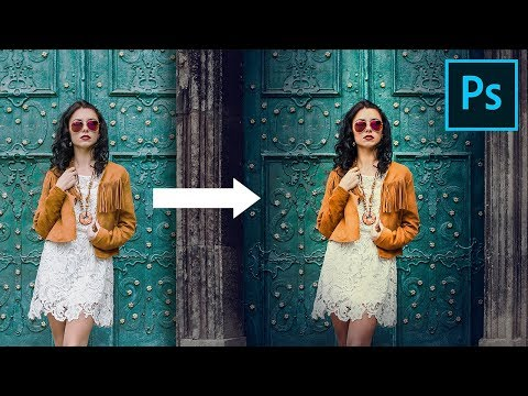 An Easy Trick to Make Your Subject POP in Photoshop! thumbnail
