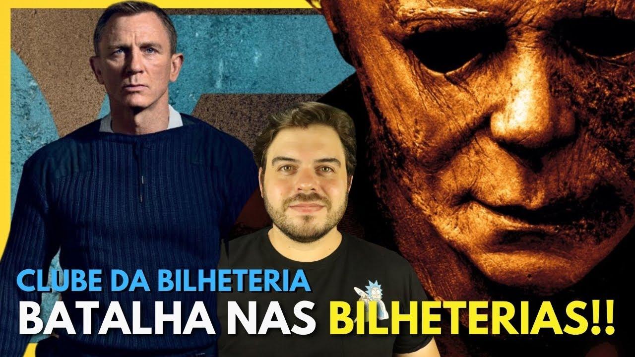 HALLOWEEN NÃO ASSUSTOU O JAMES BOND?! | Clube Da Bilheteria