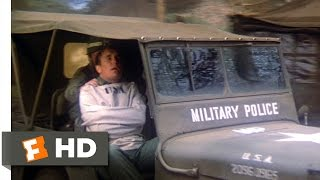 MASH (2/5) Movie CLIP - Sayonara to Frank Burns (1970) HD