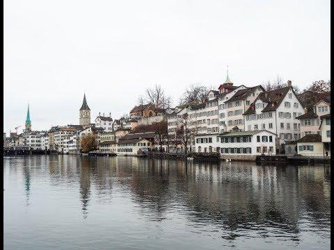 Jalan-Jalan Bareng Aradika // Swiss Trip Part 1 - Zurich
