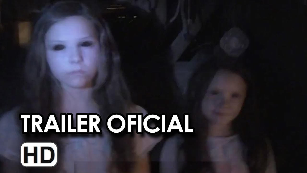 Atividade Paranormal Marcados Pelo Mal Trailer Hd Legendado