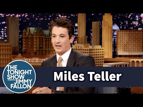 Miles Teller Grew a Mustache and Got Ripped to Play Famed Boxer