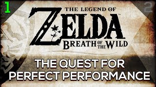 Cemu 1.9.0 | FPS Performance Tweaks | Zelda Breath of the Wild | 1 of 2