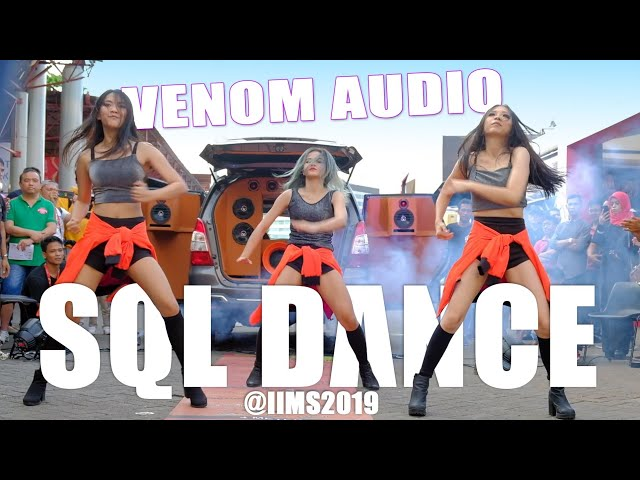 Dance Perfomance Venom Car Audio IIMS 2019