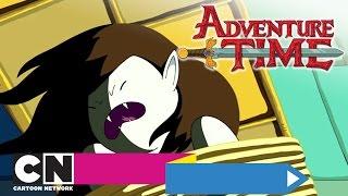 Pora Na Przygodę Marceline Królowa Wampirów серия целиком Cartoon Network