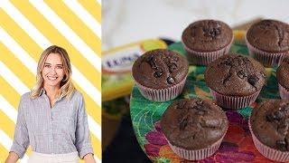 Kakaolu Muzlu Muffin - İdil Yazar İle A La Luna Mutfağı