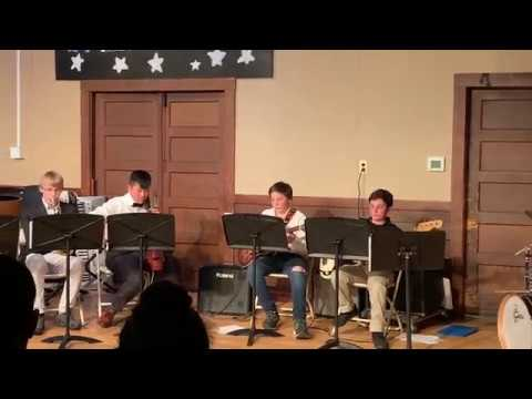 Shady Hill School Jazz Band Highlights - Sinan Muratoglu