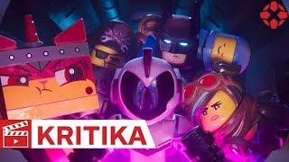 Kockavilágok harca - A LEGO-kaland 2. kritika