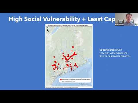 Lunch & Learn: Community Resilience and Climate Change