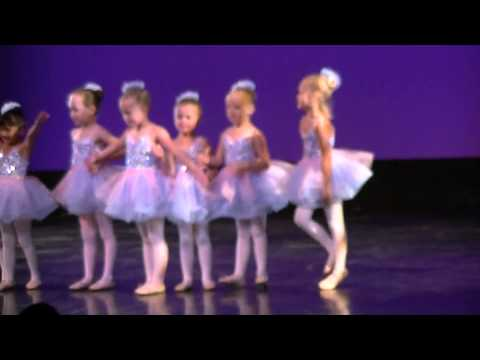 Lollipop Ballet Recital 2014