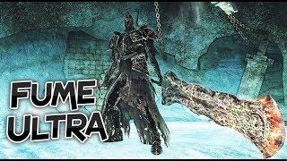 Dark Souls 3: Fume Ultra Greatsword (Weapon Showcase Ep.6)