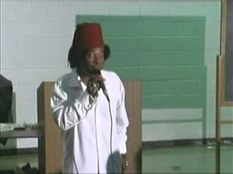 Moors in Detroit  Let's Do It Again Taj Tarik Bey Bro Abdullah Ali Muhammad