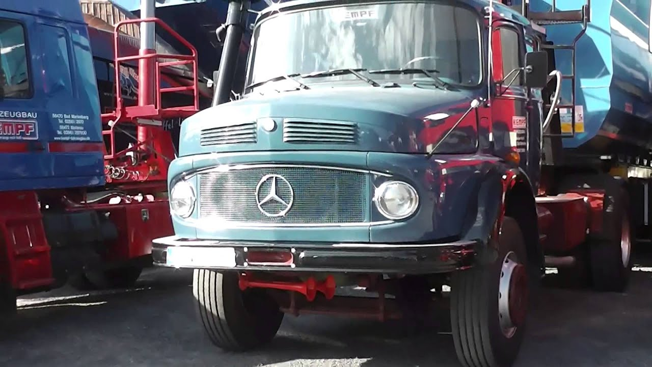 Old german mercedes benz ls 1928 truck lkw in hd youtube for Mercedes benz trucks price list