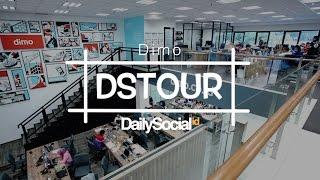 Menikmati Art Work Unik di Kantor Dimo | DStour #17