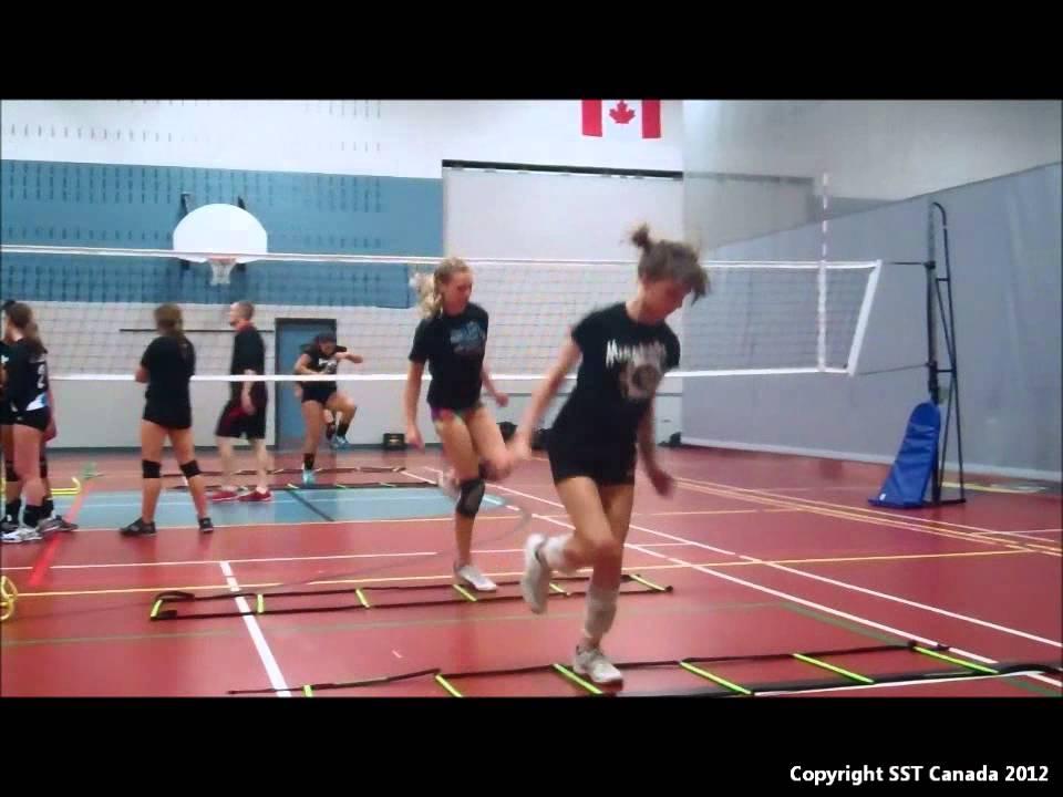 Volley ball training program