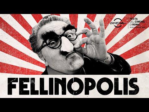 FELLINOPOLIS - Trailer ufficiale - dal 10 giugno al cinema