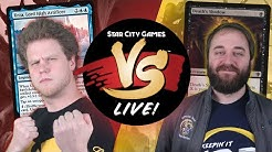 VS Live! | Yorion Temur Uroza VS Lurrus Grixis Deaths Shadow | Modern | Match 3