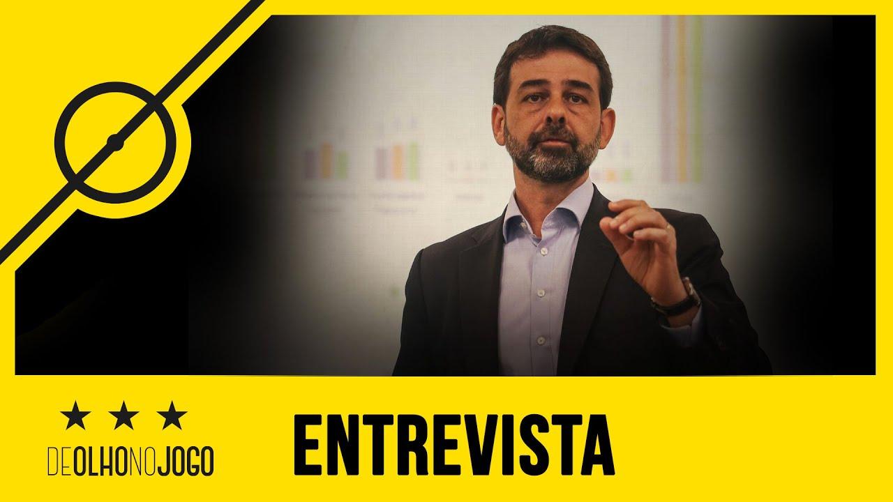 A MP dos direitos de transmissão no futebol - Entrevista com Cesar Grafietti