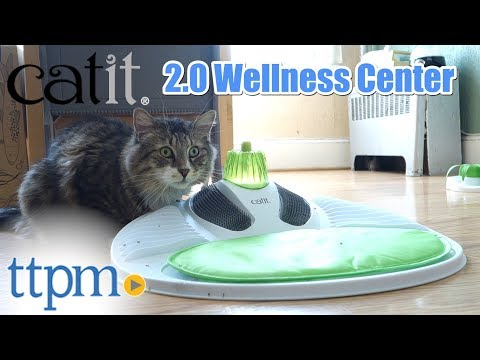 Catit Senses 2.0 Wellness Center from Hagen
