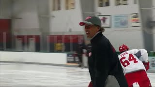 Report: Chris Chelios Moving On From Red Wings
