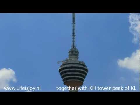 Kuala Lumpur Malaysia sightseeing with Petronas Twin Towers KLCC shopping mall and more
