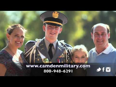Transfer to Camden Military Academy Today!
