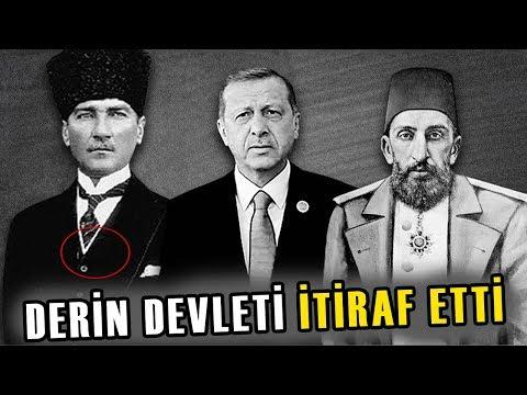 Erdoğan Derin Devletin Varlığını İMA ETTİ !