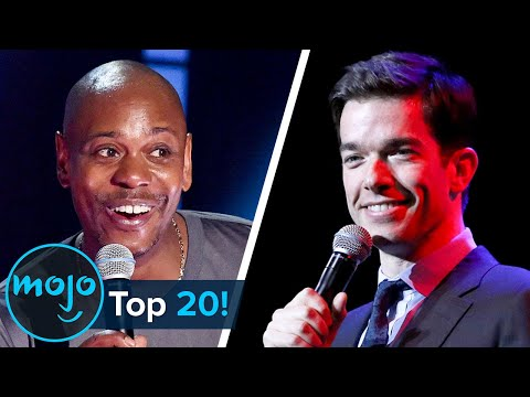 Top 20 Funniest Comedians Of The Century (So Far)