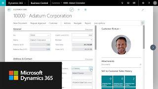Setting up email logging in Dynamics 365 Business Central